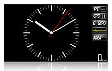 アナログ時計1