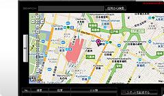 GPSスポット追加機能