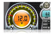電圧計(セパレートリトル