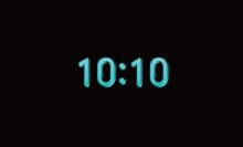 ミラー専用デジタル時計
